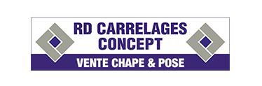 RD Carrelages Concept Srl - Vente et pose de carrelage - Chape