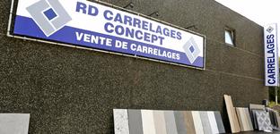 RD Carrelages Concept - Vente